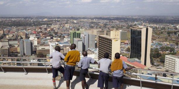 Thumbnail for Le commercial au cœur de la croissance immobilière africaine