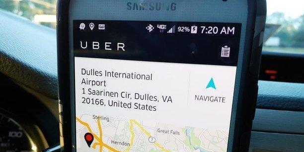 Une fois la course acceptée, les chauffeurs Uber peuvent avoir accès au nom et à la photo du client - et décider de supprimer la course en conséquence.