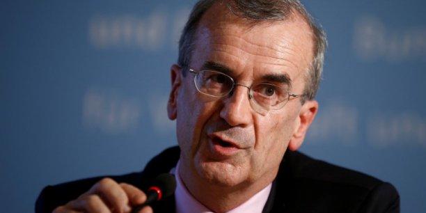 Le président de l'ACPR, François Villeroy de Galhau