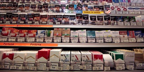 Les buralistes ont le monopole de la vente de tabac dans le pays.