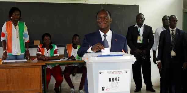 Les ivoiriens sont appelés à se rendre une deuxième fois aux urnes en l'espace de quelques semaines.