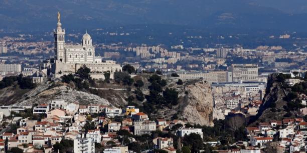 Le montant de la taxe d'habitation à Marseille a augmenté de plus de 50% entre 2008 et 2016.