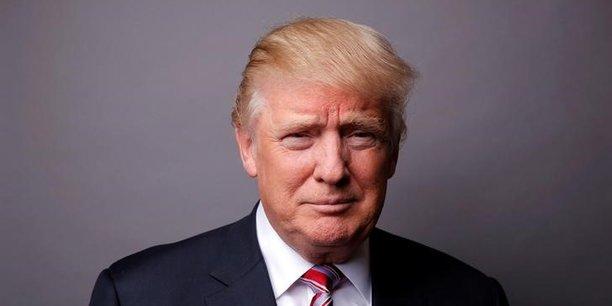 Dès le début de sa carrière, commencée dans l'immobilier, Donald Trump n'a cessé de mettre sa personnalité en avant.