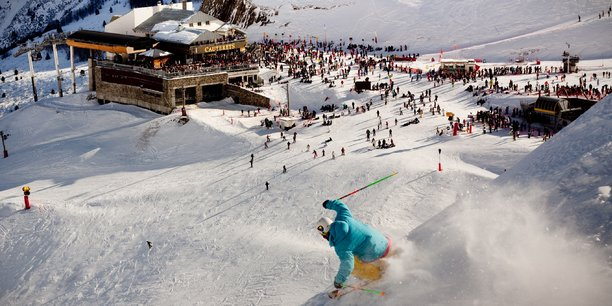 N'PY regroupe sept domaines skiables des Pyrénées.