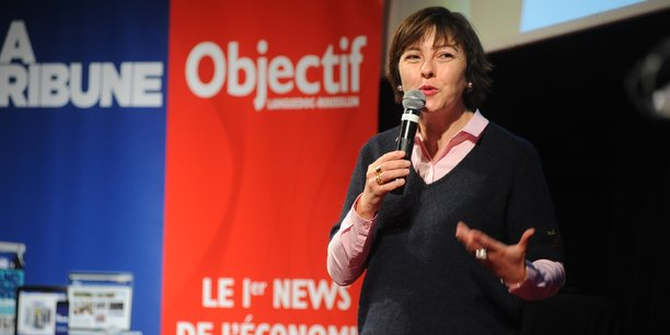 Carole Delga a clos la cérémonie LTWF