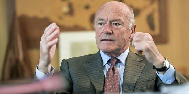 Alain Rousset, président du Conseil régional de Nouvelle-Aquitaine