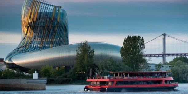 Malgré de nouveaux symboles forts, comme la Cité du vin, la métropole bordelaise n'a pas cette taille urbaine européenne largement dictée par les villes allemandes.