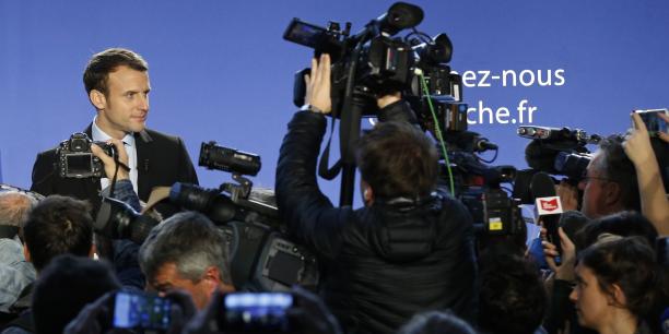 Macron, nouveau candidat populiste.