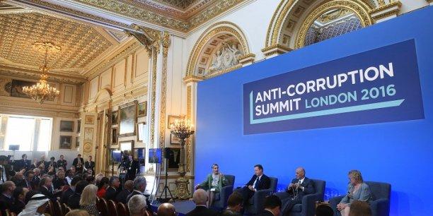 Londres devrait accueillir le tout premier centre de coordination internationale anti-corruption.