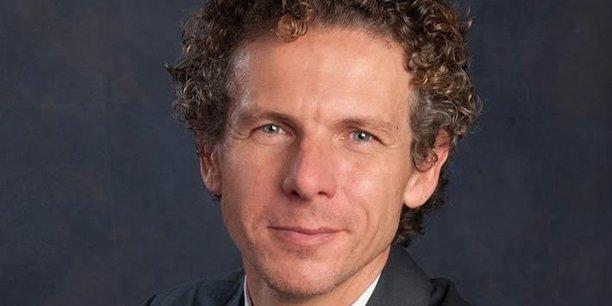 Gilles Babinet, Président de Captain Dash  et Digital Champion auprès de la Commission européenne.