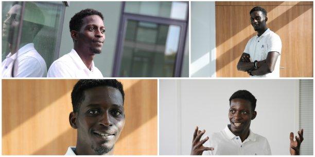 Avant de créer sa startup, Boubacar Sagna s'est engagé pendant plusieurs années dans l'association Voir et Comprendre, qui vient en aide aux habitants de la cité du Mirail à Toulouse.