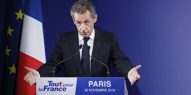 Nicolas Sarkozy serait le grand perdant de la primaire, battu par François Fillon, largement en tête, et Alain Juppé.