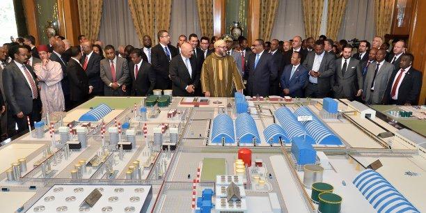 L'investissement du géant marocain des phosphates OCP, via sa filiale OCP Africa pourrait signifier une autosuffisance en matière d'engrais pour l'Ethiopie et une ouverture pour les marchés limitrophes pour le groupe marocain