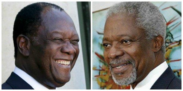 L'ancien secrétaire général de l'ONU a mis en exergue le fait que sur les neuf enquêtes ouvertes par la CPI, huit l'ont été à la suite de la sollicitation des pays africains eux-mêmes.