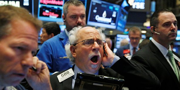 Wall Street voit d'un bon œil la volonté de Donld Trump de limiter les réglementations pour les banques.
