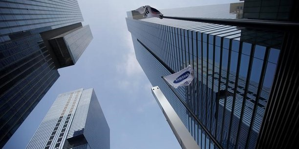 Selon l'agence Yonhap, les enquêteurs veulent vérifier la décision de la caisse d'approuver la fusion l'an dernier de Samsung C&T et de Cheil Industries.