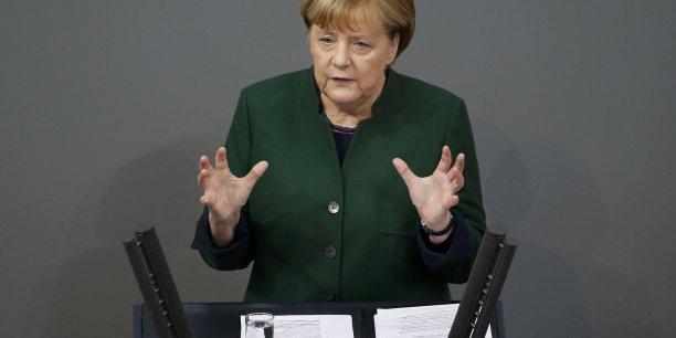 Angela Merkel devra faire face à sa campagne la plus dure depuis 2005.
