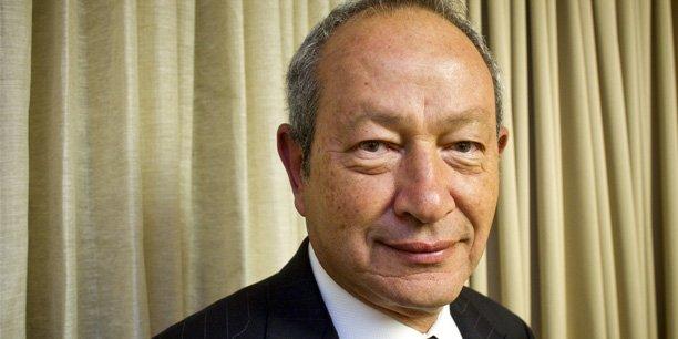 Naguib Sawiris.