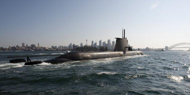 Le contrat de modernisation obtenu par Thales vise à doter les systèmes sonars des sous-marins australiens de la classe Collins des meilleures performances mondiales en matière de détection sous-marine