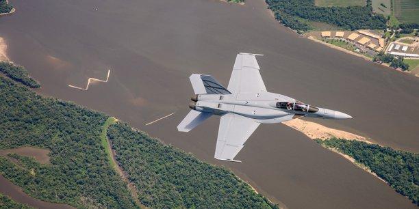 La flotte de F-18 canadiens est actuellement de 77 appareils sur les 138 mis en service dès 1982.