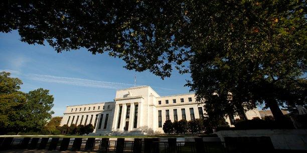 Le siège de la Réserve fédérale, à Washington, DC.