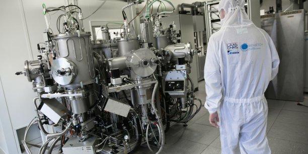 Le laboratoire Impyact a été inauguré le 23 novembre 2016 mais fonctionne depuis plus d'un an