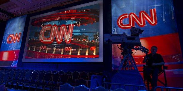 Jonathan Klein, le président de CNN, a récemment appelé à ce qu'AT&T ne mette pas son nez dans l'éditorial.