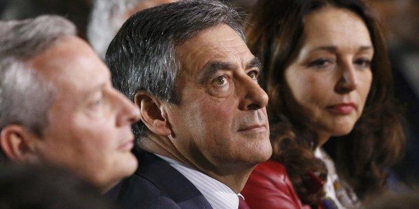 S'il est élu, François Fillon veut réduire immédiatement de 50 milliards la pression fiscale pesant sur les entreprises.