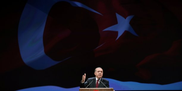 Le président turc menace l'Union européenne.