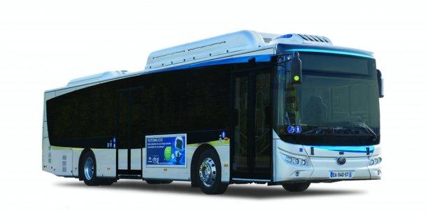 Le marché français s'établit entre 5.500 et 6.000 unités par an. Yutong, notre partenaire, a vendu 17.000 autocars et autobus électriques en 2015. Nous partons avec une longueur d'avance, se réjouit Pierre Reinhart.
