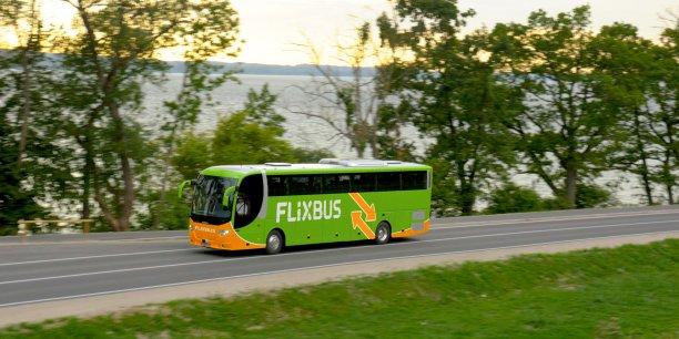 Flixbus, l'autocariste allemand, leader du marché hexagonal, ambitionne de devenir rentable en 2018, avant Ouibus, la filiale de la SNCF.