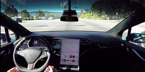 Selon une étude du cabinet McKinsey publiée en janvier, jusqu'à 15% des voitures vendues en 2030 pourraient être totalement autonomes.