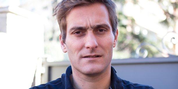 David Charles, le patron de Prixtel, qu'il a fondé il y a 12 ans.