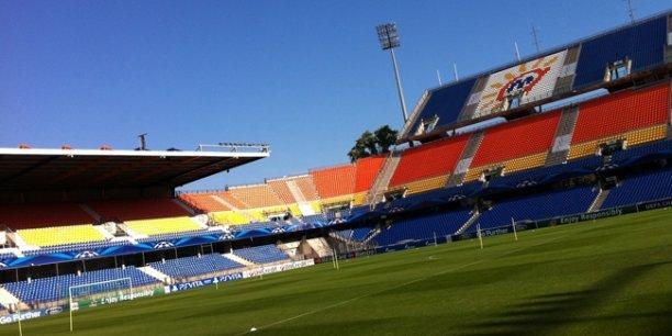 Le MHSC devrait quitter l'ancien stade de la Mosson (photo) en 2024 pour rejoindre les pelouses d'un stade flambant neuf, en périphérie de Montpellier.