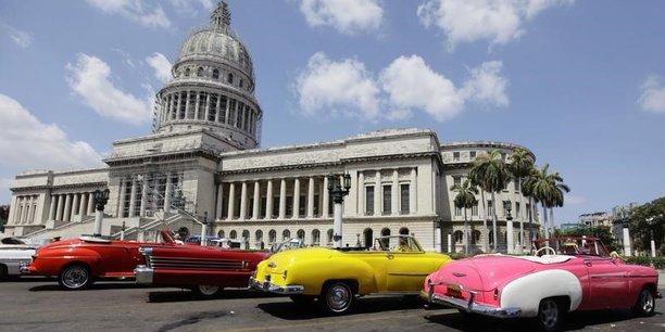 Cisco, Carterpillar, Marriott, Airbnb mais aussi des entreprises de télécommunication comme Sprint, Verizon, AT&T, T-Mobile US... ont déjà conclu des accords avec le gouvernement cubain depuis la normalisation de ses relations avec les Etats-Unis.