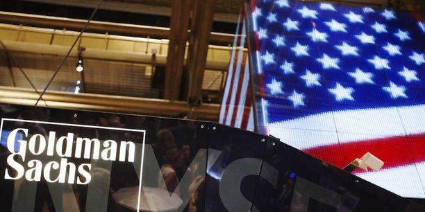 Depuis la crise de 2008, les revenus de Goldman Sachs ont fondu comme neige au soleil.