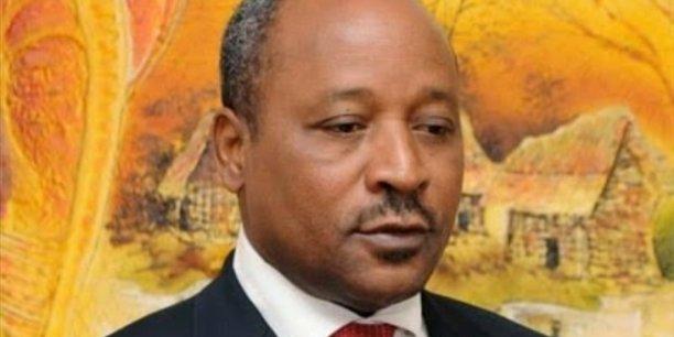 Hassoumi Massaoudou, le ministre des finances du Niger