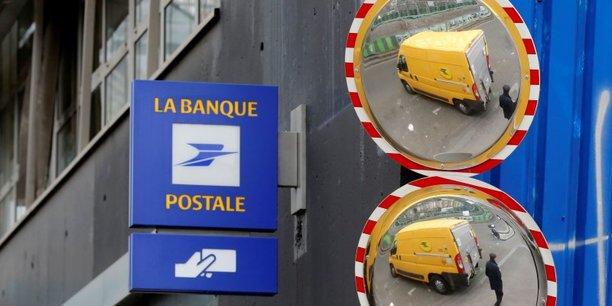 escroquerie banque postale