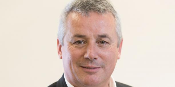 Alain Guibert a été élu président de la CCI de la Drôme.