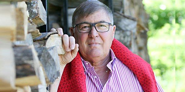 Gilles Chabert est le Monsieur Montagne de Laurent Wauquiez.
