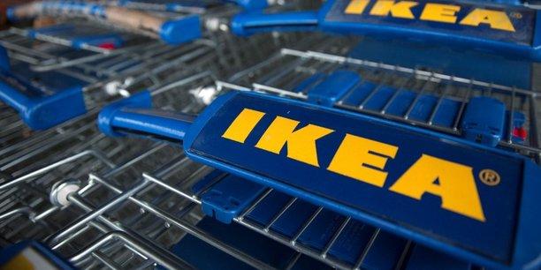 Le géant de l'ameublement Ikea a généré un chiffre d'affaires total de 35,1 milliards d'euros au cours de son exercice 2015-2016, clôturé le 31 août.