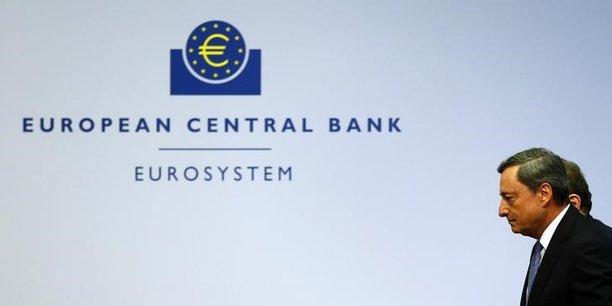 La BCE va continuer de racheter de la dette publique et privée à travers son programme de rachat d'actifs (asset purchase programme, en anglais, ou APP)