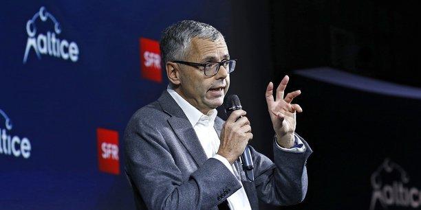 Michel Combes, DG d'Altice et PDG de SFR.