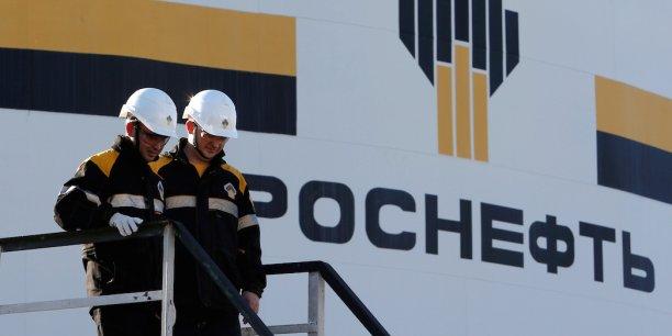 Washington va s'assurer que la vente d'une participation de 19,5% dans Rosneft au géant des matières premières et du négoce Glencore et au fonds souverain du Qatar, ne viole pas les sanctions prises à l'encontre de Moscou