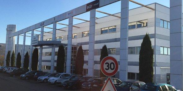 Le centre d'affaires sera implanté dans l'hôtel d'entreprises du Millénaire, à Montpellier