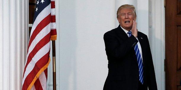Dès son élection à la présidence, le 8 novembre dernier, Donald Trump a poussé les obligations d'Etat à la hausse, aux USA comme en Europe.