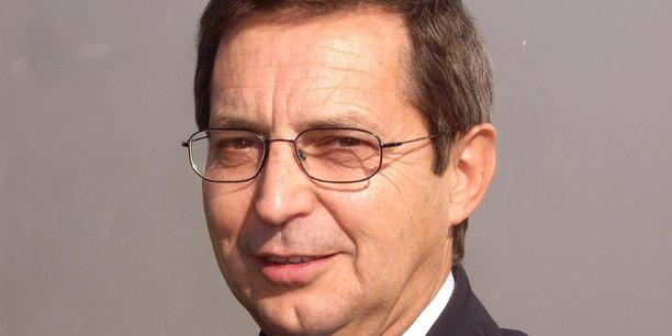 Alain Cougrand, désormais ex-président de Bordeaux Gironde Investissement, qui opérait sous la marque Invest in Bordeaux