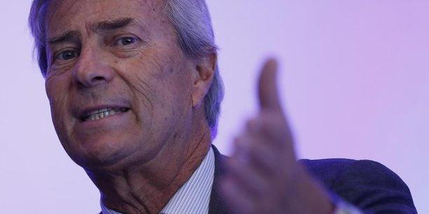 Vincent Bolloré, le chef de file de Vivendi, la maison-mère de Canal+.