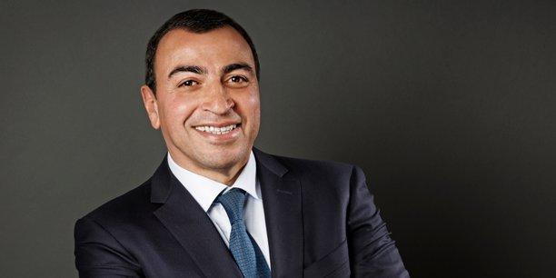 Mehdi Houas, ancien ministre tunisien et Pdg de Talan.