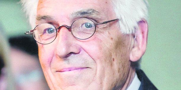 Jean-Jacques Eledjam, président de la Croix-Rouge.